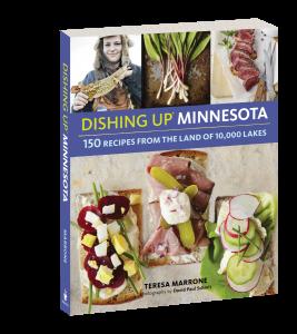 Dishing Up® Minnesota cover