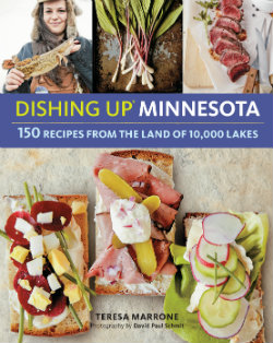 Dishing Up Minnesota book cover