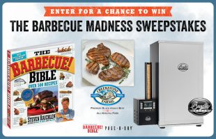 Barbecue Madness Sweepstakes: Host the Ultimate Basketball Viewing Party