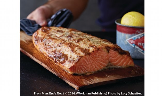 Tips for Planked Salmon