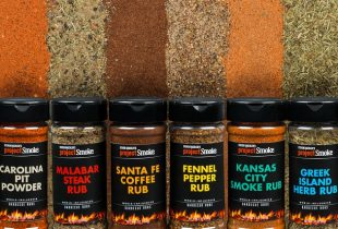 NEW! Steven Raichlen's World-Influenced Barbecue Rubs