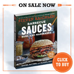 Barbecue Sauces, Rubs, and Marinades--Bastes, Butters, and Glazes, Too on sale now