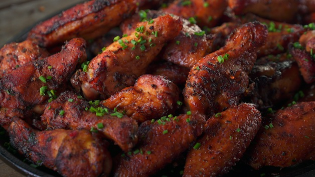 Nashville Hot Wings Barbecuebible Com