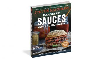JUST RELEASED! Sauces, Rubs, and Marinades