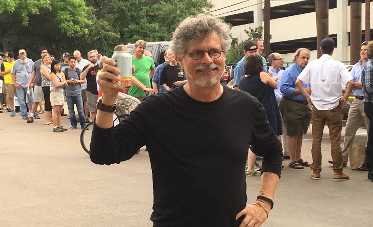 What It's Like On A Barbecue Book Tour