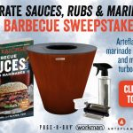 Celebrate Sauces Barbecue Bible Sweepstakes