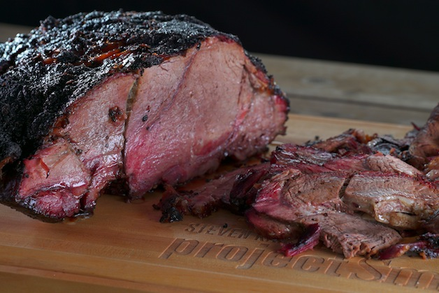 Texas Shoulder Clod Barbecued Beef Shoulder