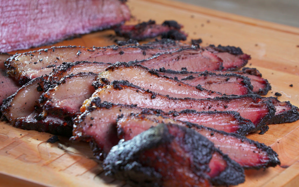 Bbq Titans Brisket Recipe Barbecuebible Com