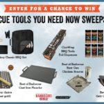 SUMMER SWEEPSTAKES: BARBECUE ESSENTIALS YOU NEED NOW
