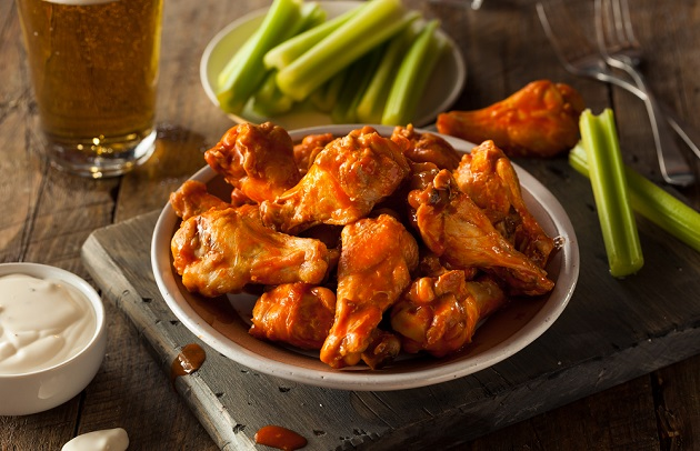 Just in Time for Tailgating Season: Wings