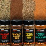 6 EASY RECIPES USING MY PROJECT SMOKE RUBS
