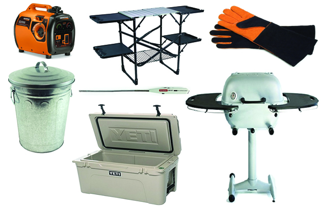 Essential Tailgating Grills and Equipment for the Best Tailgate Food