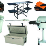 WHAT'S NEW IN BEST OF BARBECUE –TAILGATING SHOPPING LIST