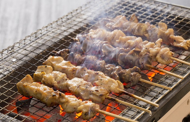 Perfect For Parties Yakitori A Hot Grilling Trend Barbecuebible