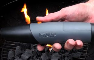 Ready Your Charcoal Faster with FiAir