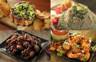 Ten Great Grilled or Smoked Appetizers for Entertaining