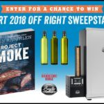 Hurry — A Barbecue Bible Sweepstakes For A Great 2018
