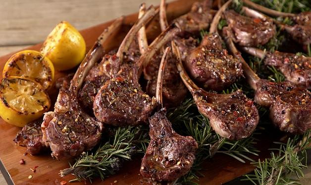 Finger Burner Lamb Chops Barbecuebible Com