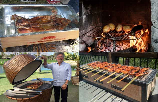 A Gazeteer of the World's Great Grills