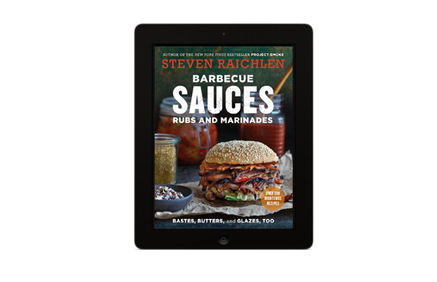 For A Limited Time: Download the Sauces, Rubs & Marinades Ebook for Less Than $2