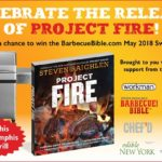 Enter for a Chance to Win an Amazing Grill in the Project Fire Sweepstakes