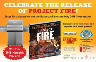 Celebrate the Release of Project Fire with Our May 2018 Sweepstakes