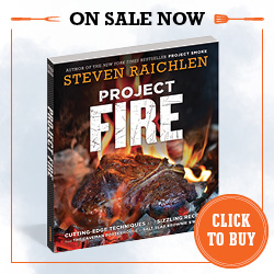Project Fire on sale now