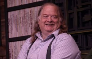 Remembering Jonathan Gold