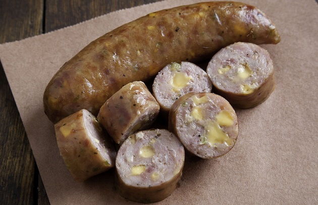 Add a Kick to Your Grill – Jalapeno Cheddar Sausages from Southside Market