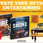 Enter for a Chance to Win an Amazing Grilling Table and Other Prizes