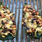 Chiles Rellenos Hit the Grill + 5 Social Grilling Tips