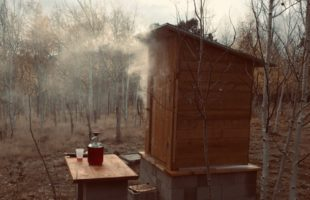 A Man and His Smokehouse