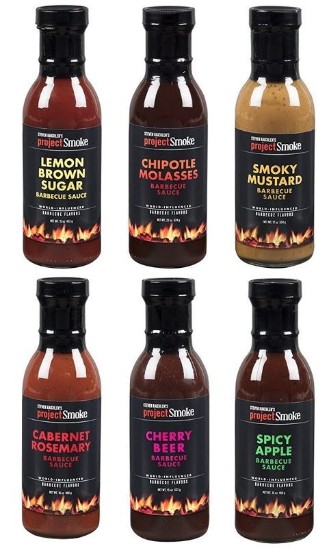Project Smoke Sauces