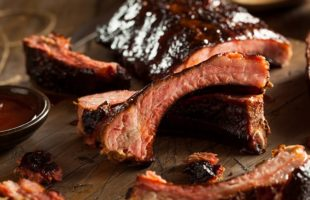 What Santa Really Wants: Christmas Ribs