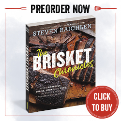 The Brisket Chronicles on sale now
