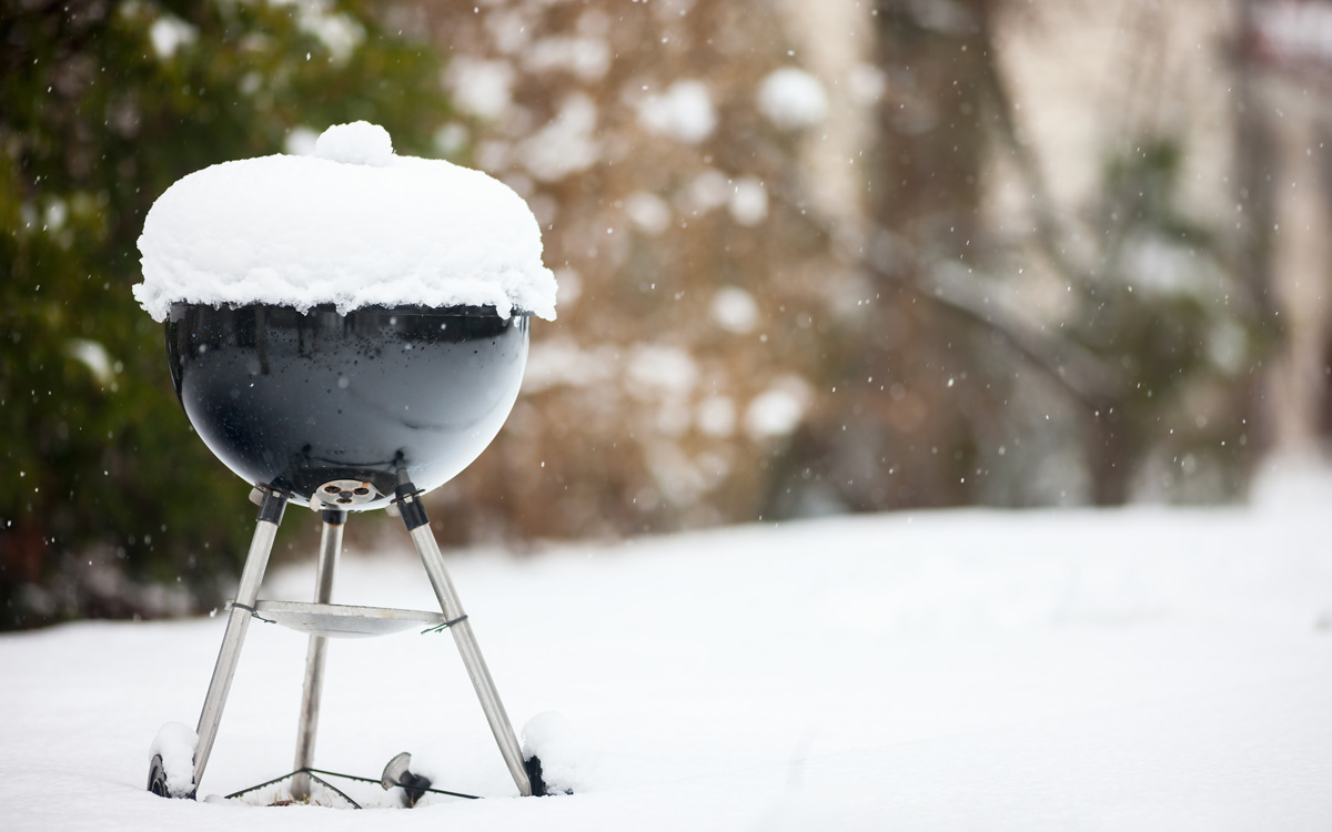13 Tips for Winter Grilling