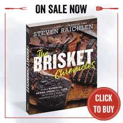 Buy the Brisket Chronicles by Steven Raichlen