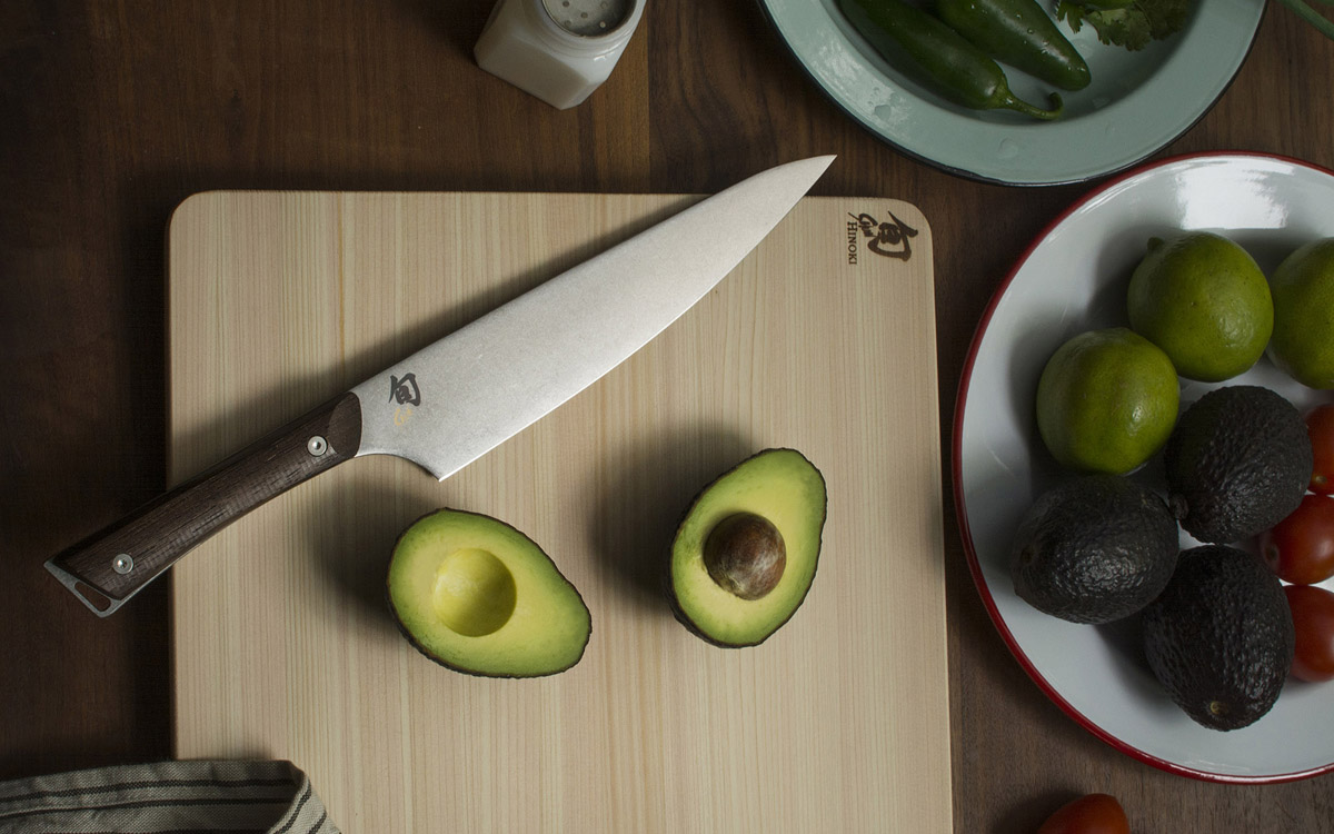 Shun Cutlery Kanso Chef's Knife