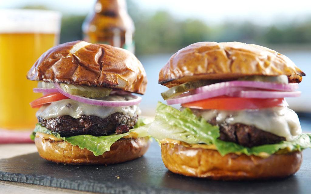 Brisket Burgers
