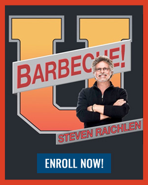 Barbecue University 2020 - Enroll Now