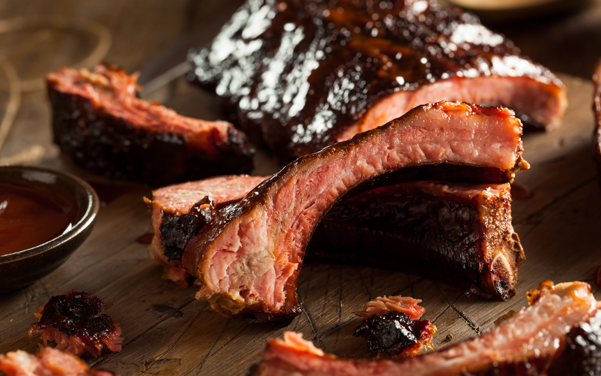 Bring Your Best Rib Game to Super Bowl Sunday