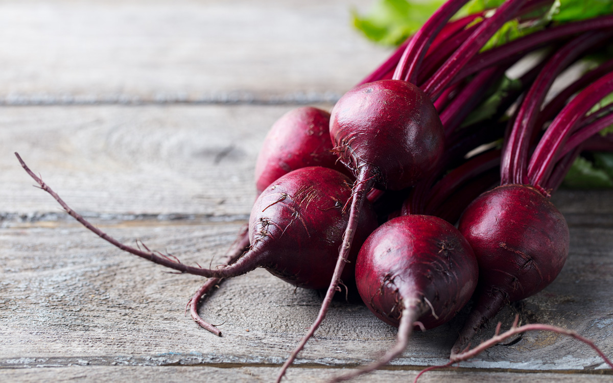 Smoke-Roasted Beet Salad Recipe - Barbecuebible.com