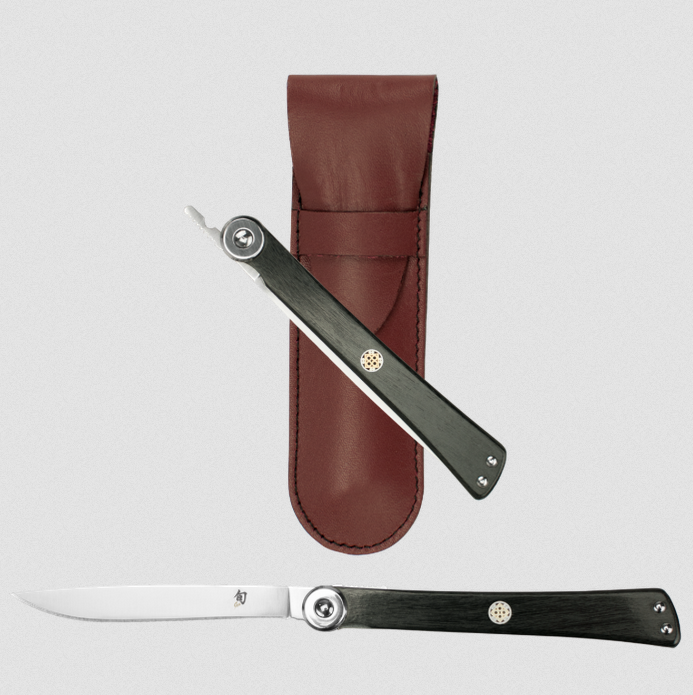 Higo No–kami knife with case