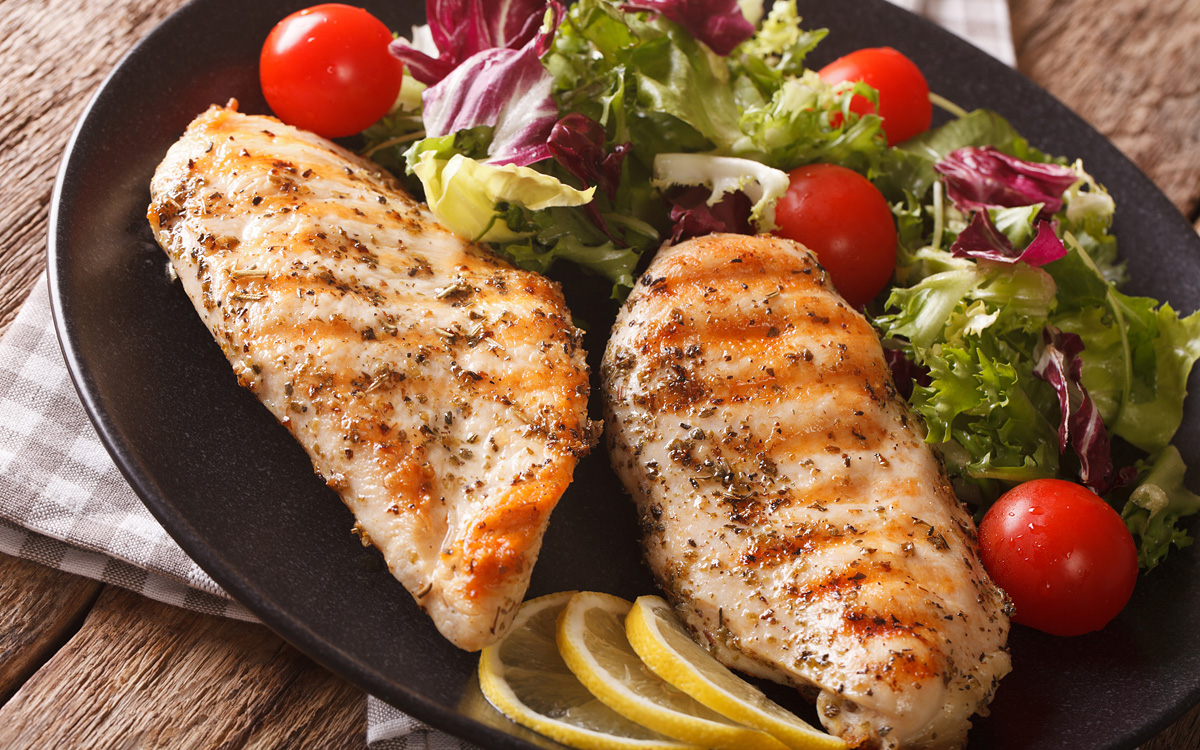 How to Grill Perfect Boneless Chicken Breasts - Barbecuebible.com