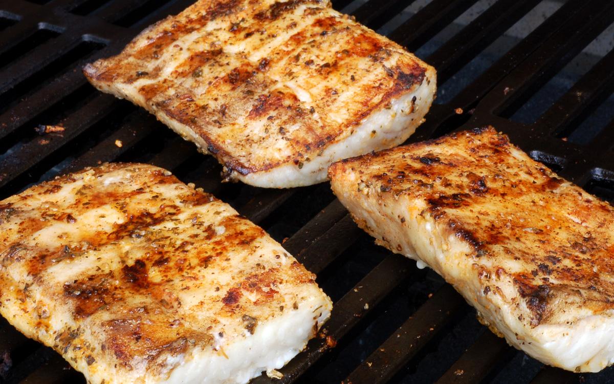 Grilled Mahi Mahi   How to Grill Mahi Mahi - Barbecuebible.com