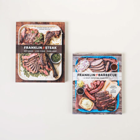 The Special Edition Franklin Barbecue Collection by Aaron Franklin and Jordan Mackay
