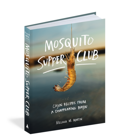 Mosquito Supper Club by Melissa M. Martin