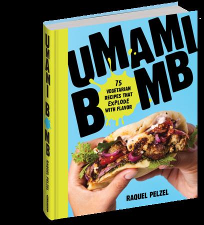 Umami Bomb by Raquel Pelzel
